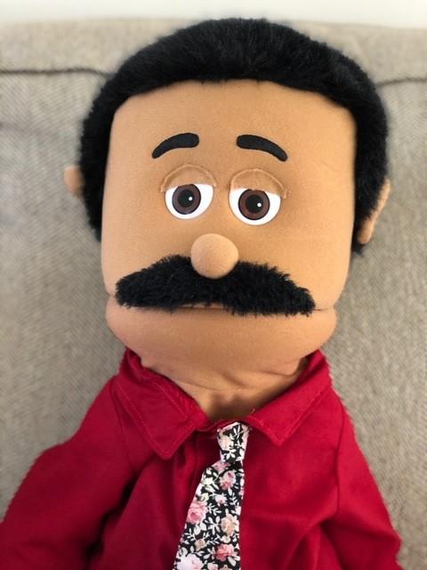 Mr. B. the Puppet