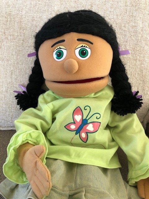Sally the Puppet